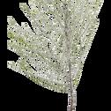 Branchage artificiel vert H33cm-LOANH