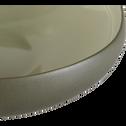 Saladier en grès vert olivier D27cm-KYMA