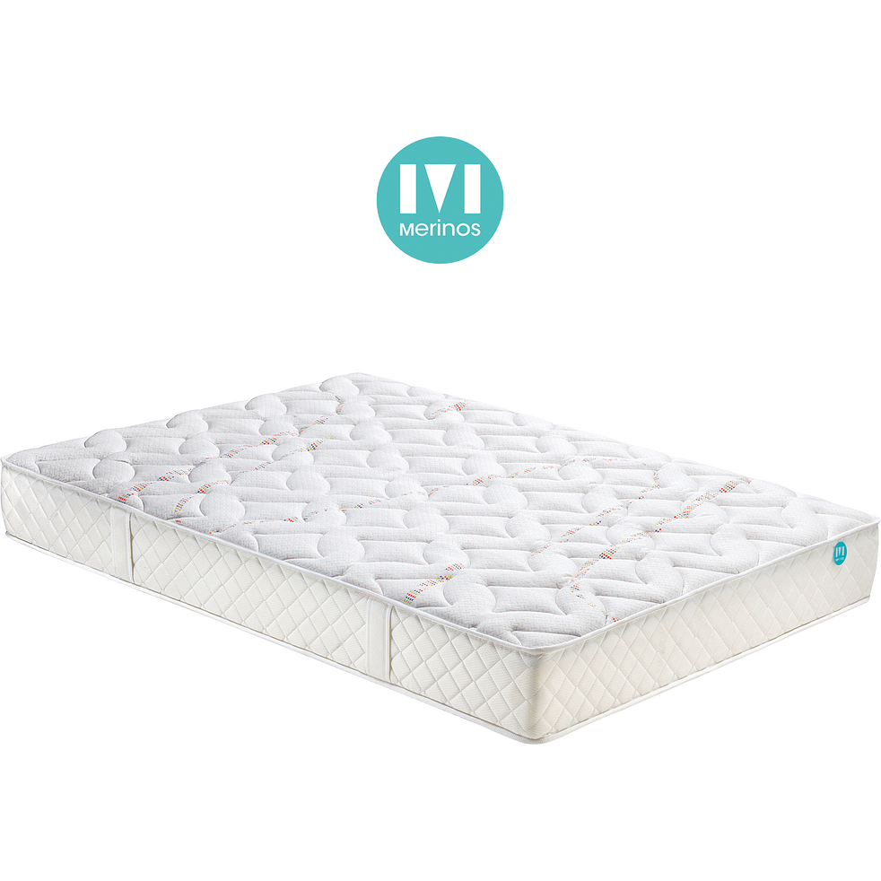 matelas ressorts ensach s merinos 26 cm 140x200 cm molky 140x200 cm catalogue storefront. Black Bedroom Furniture Sets. Home Design Ideas