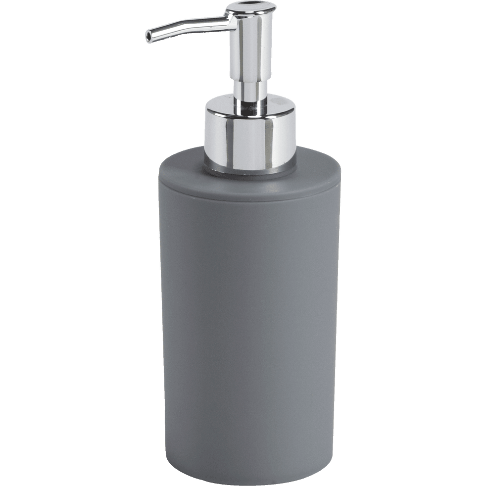 Distributeur de savon gris-SOLY