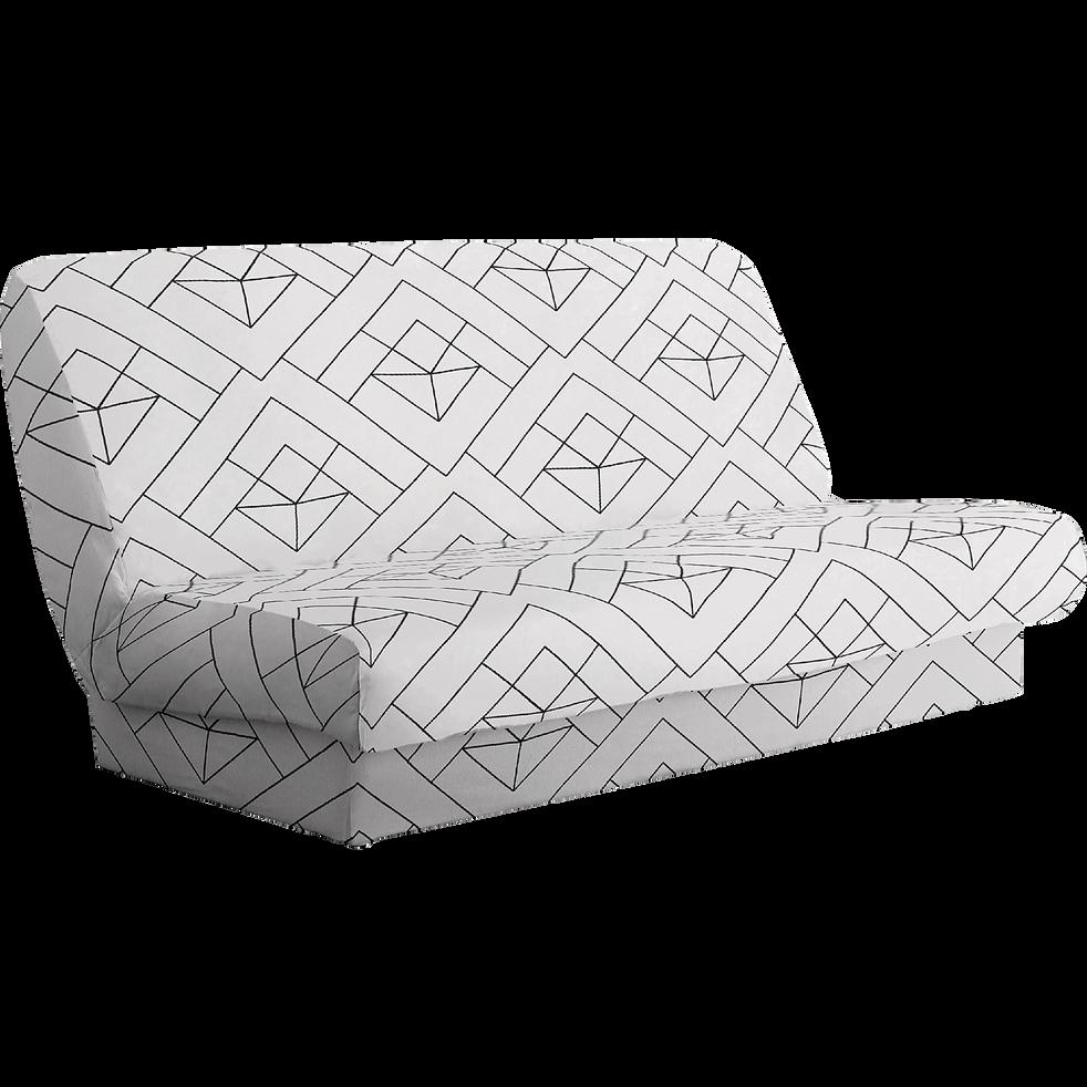 housse pour clic clac motifs housse housses de clic. Black Bedroom Furniture Sets. Home Design Ideas