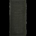 Tapis de bain polyester 120x50cm vert cedre-PICUS