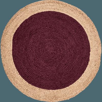 Tapis rond : descente de lit et tapis ronds | Alinea | alinea