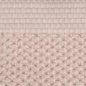 Serviette de toilette en coton 50x100cm rose-PIANO