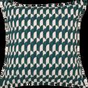 Housse de couette coton 240x220cm et 2 taies d'oreillers-ARKA