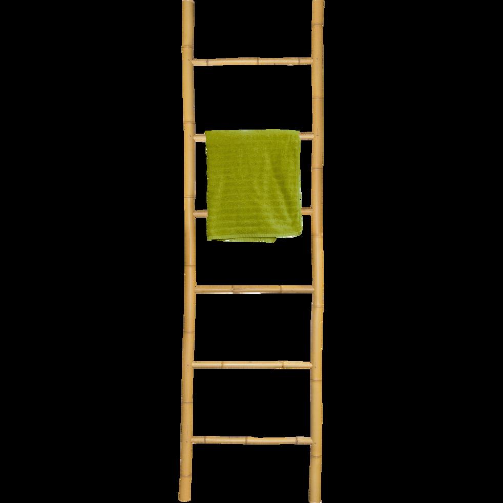 Porte-serviettes échelle en bambou H190cm-CIRO
