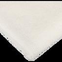 Drap de douche 70x140 cm blanc-GUILIA