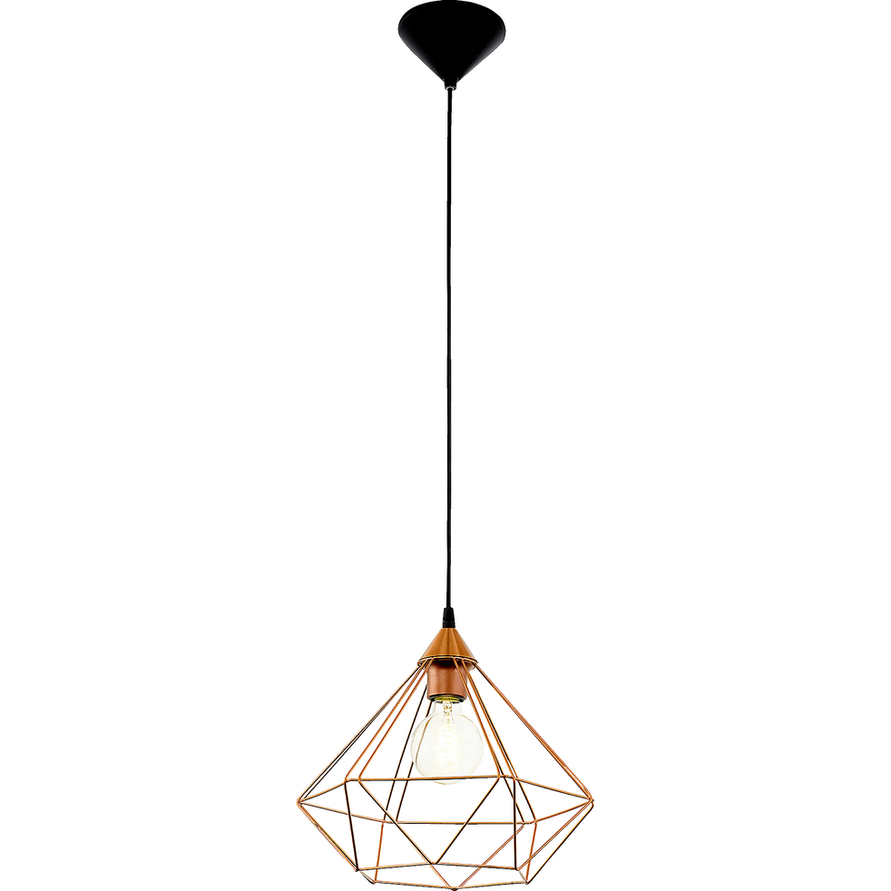 suspension g om trique en m tal cuivr d32 5cm tarbes catalogue storefront alin a alinea. Black Bedroom Furniture Sets. Home Design Ideas