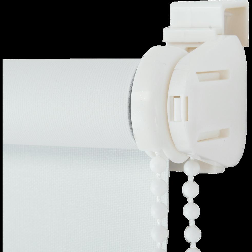 Store enrouleur occultant blanc 42x170cm-EASY OCC