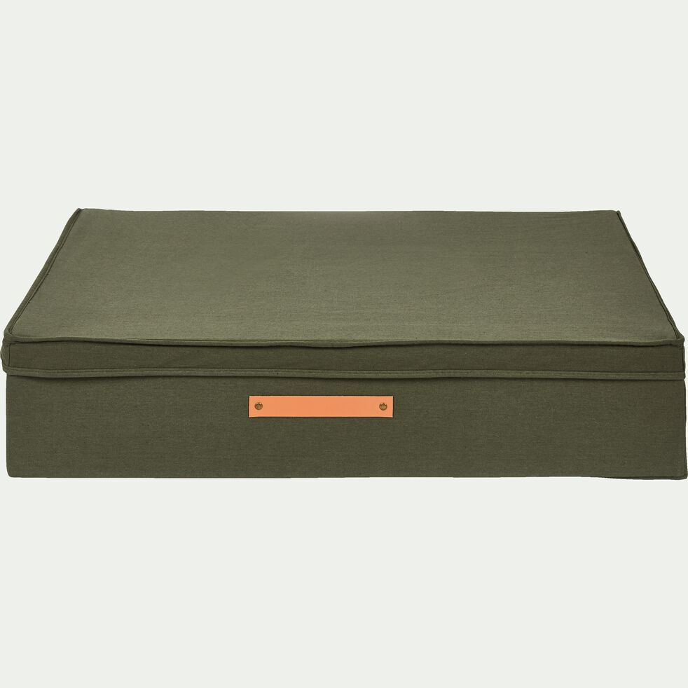 Housse de rangement - vert cèdre 50x80cm-ERRO