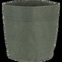 Panier de rangement vert D18xH20 cm-SALIS