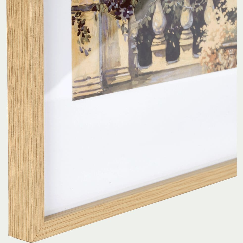 Image encadrée 50x70 cm-Cita
