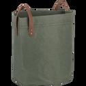 Panier de rangement vert D35xH35 cm-SALIS