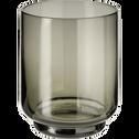 Gobelet en verre gris 33cl-MARTIN