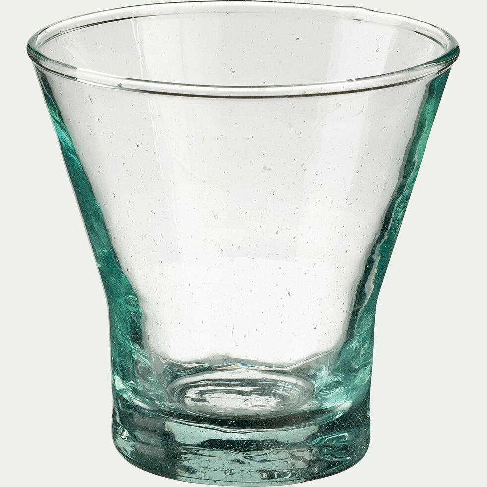Verre transparent en verre recyclé 15cl-BENA