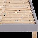 Sommier tapissier Mérinos 15 cm - 140x200 cm-SELF KIT