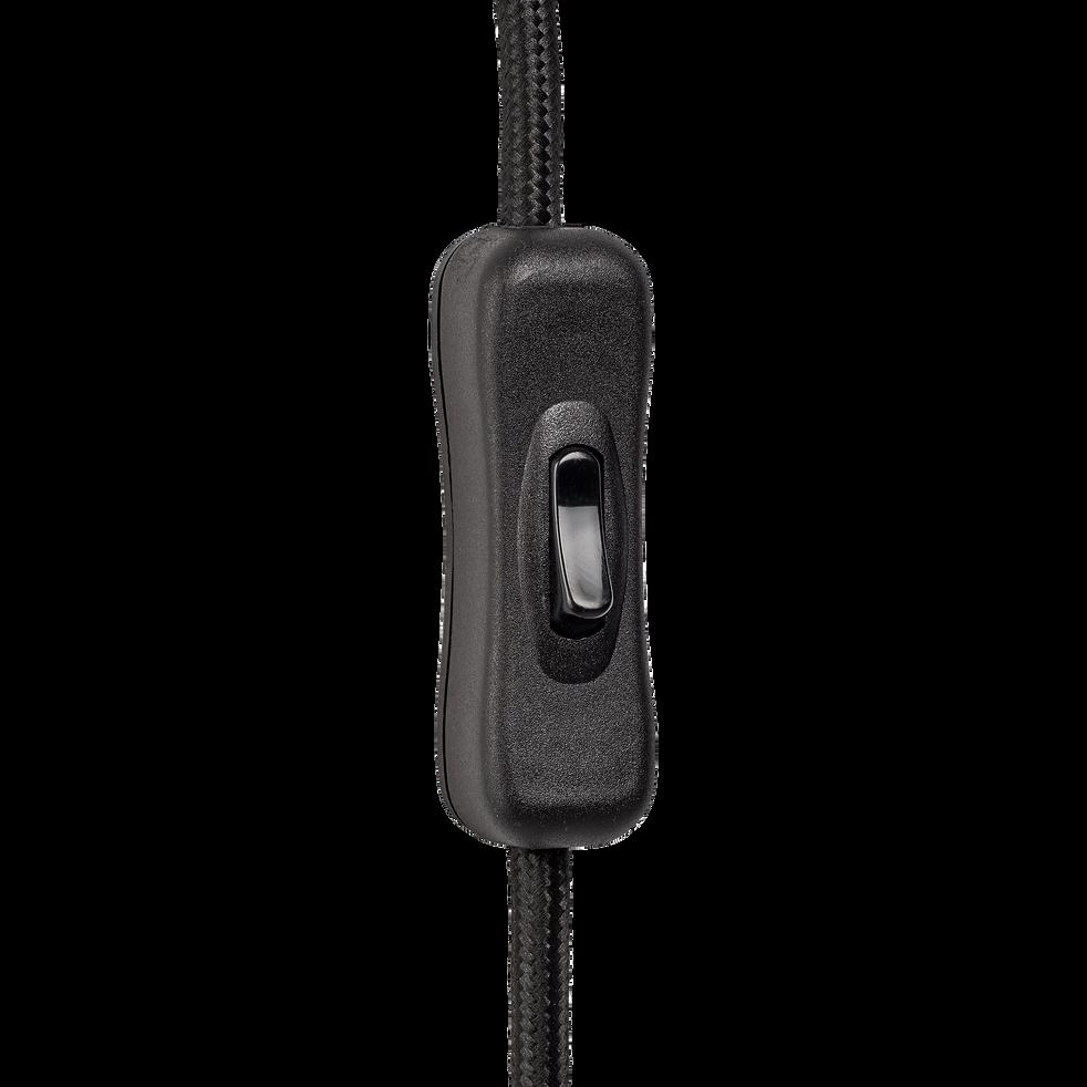 Applique orientable en métal rouge sumac H30xD14cm-BEYA