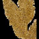 branchage artificiel doré H68,5cm-RONDINE