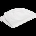 Protège-traversin en coton traité Aegis - 90 cm-Hewa