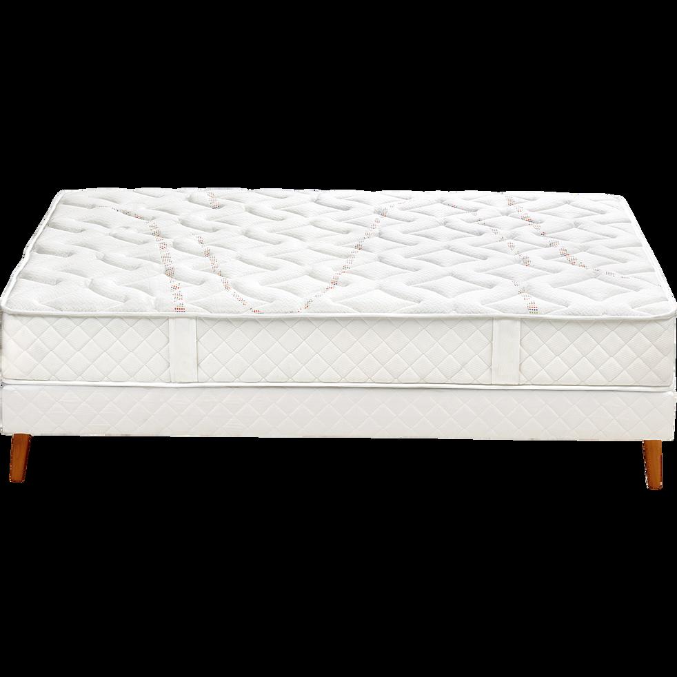 Sommier tapissier Merinos 16 cm - 2x80x200 cm-MORPHIZZ