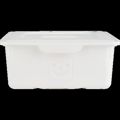 Tiroir de rangement 10L blanc capelan-ZACCHARIE