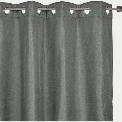 Rideau 135x300cm - vert cèdre-PINEDE