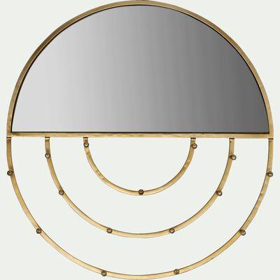 Miroir porte-bijoux D59cm-TIRSO