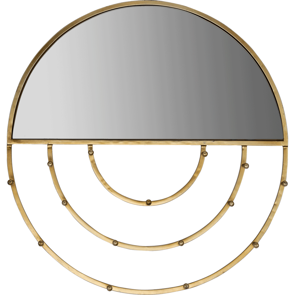 TIRSO - Miroir porte-bijoux D59cm