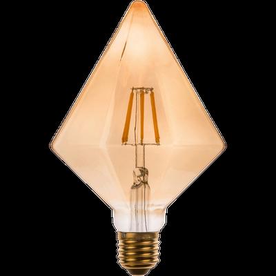 Ampoule décorative LED D17,5cm culot E27-PIQUE