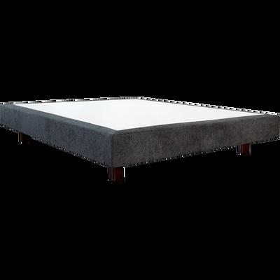 sommier tapissier Duvivier 18 cm - 160x200 cm-EVOK
