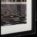 Image encadrée 40x50cm-LITTORAL