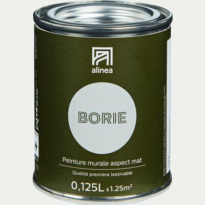 Peinture acrylique mate multi-supports - gris borie 0,125L-PEINTURE