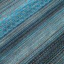 Tapis à motifs rayés - bleu 200x280cm-MOURIES