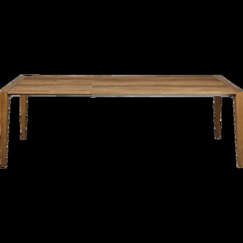 table rallonge et extensible table de repas de salle manger rallonges alinea alinea. Black Bedroom Furniture Sets. Home Design Ideas