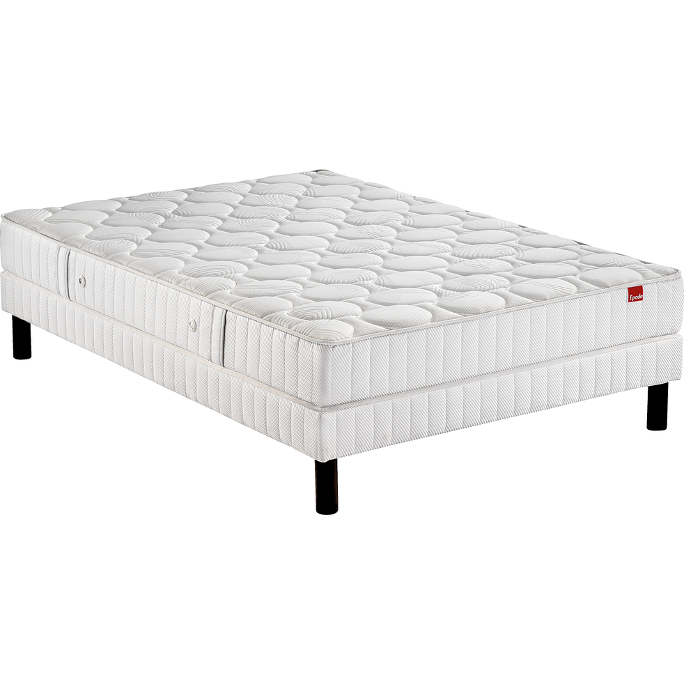 matelas ressorts ensach s epeda 22 cm 160x200 cm piana 160x200 cm catalogue storefront. Black Bedroom Furniture Sets. Home Design Ideas