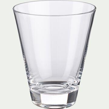Verre à eau en verre - transparent 15cl-ASTRA