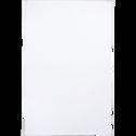 Tapis de bain 50x70cm blanc capelan-ESCAPADE