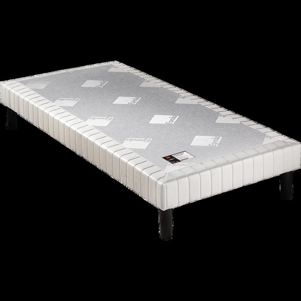 sommier tapissier epeda 16 cm 90x190 cm epanoui 90x190 cm catalogue storefront alin a. Black Bedroom Furniture Sets. Home Design Ideas