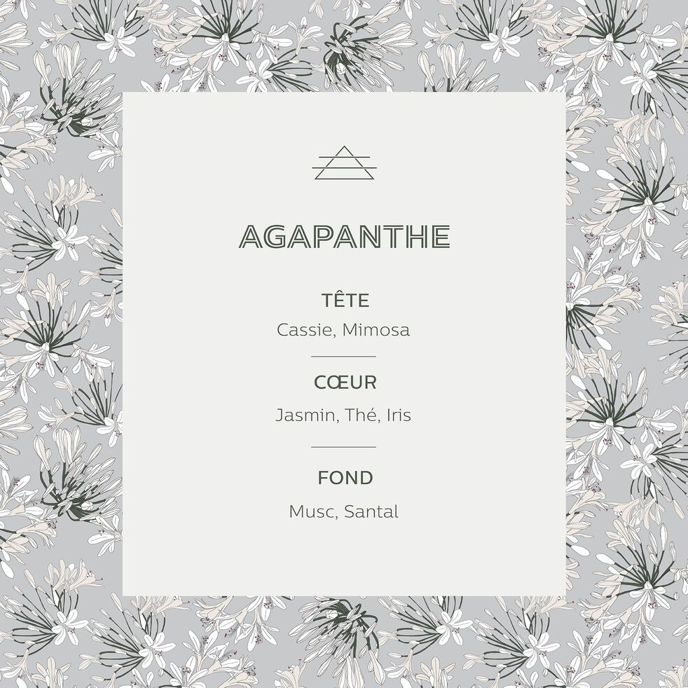 Vaporisateur senteur Agapanthe 100ml-AGAPANTHE