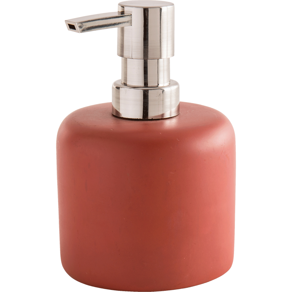 Distributeur de savon terracotta-TERRACOTTA