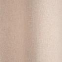 Rideau à œillets occultant écru 140x260cm-OTAWA