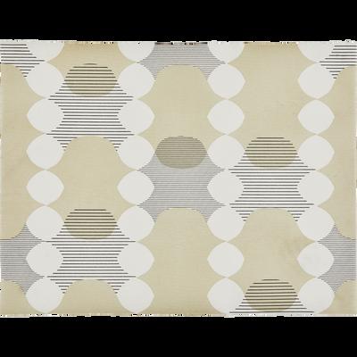 30 sets de table détachables en intissé beige à motifs-VARAZZE