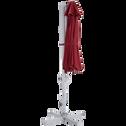 Parasol déportée rouge D3,5cm-ROMA