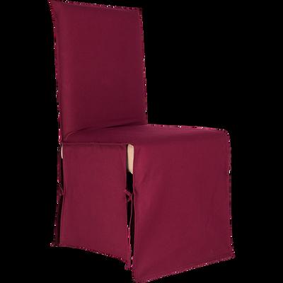 galettes de chaises coussins de chaises alinea. Black Bedroom Furniture Sets. Home Design Ideas