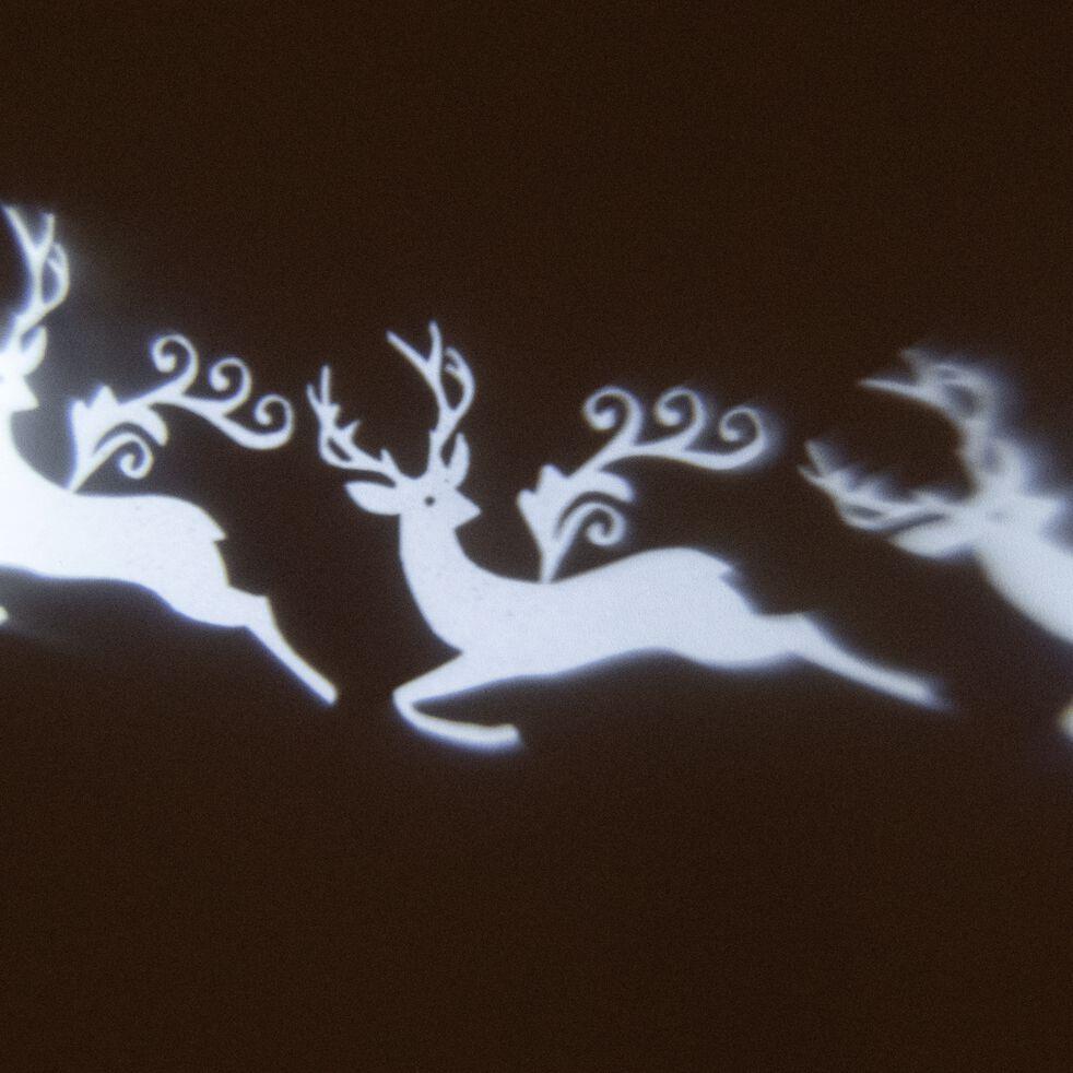 Projecteur Noël blanc froid-PROJECTEUR