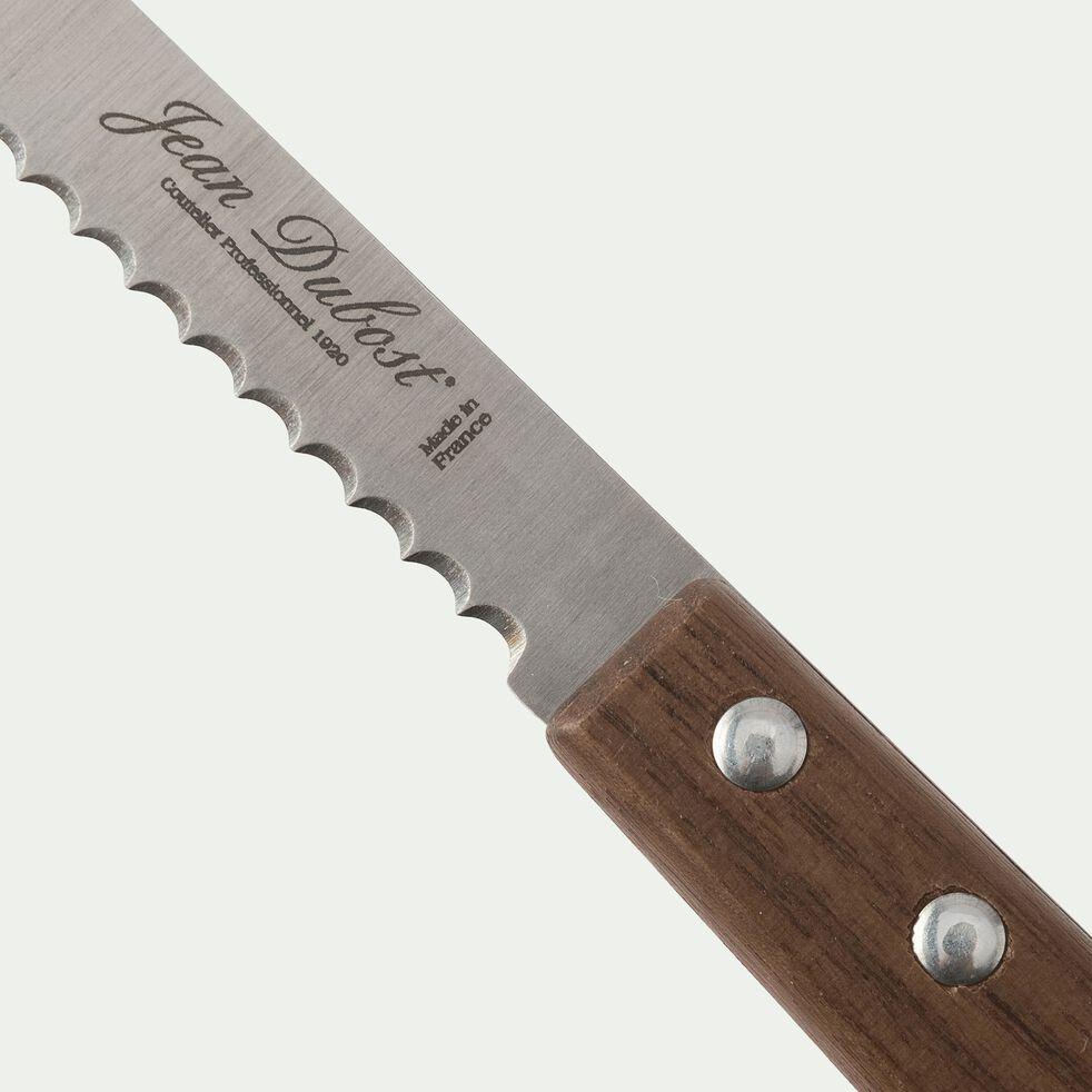 Couteau à tomates en bois de noyer-TRADITION