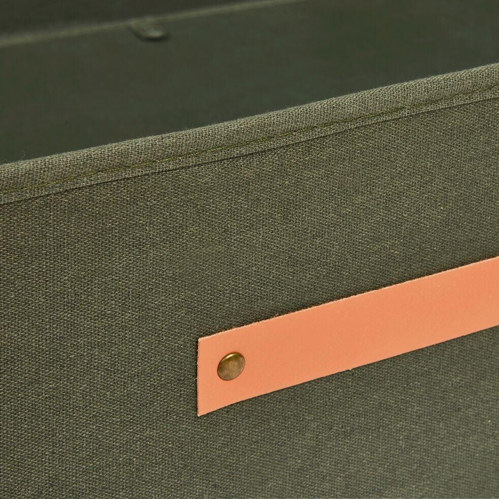 Housse de rangement verte H80xl50cm-ERRO