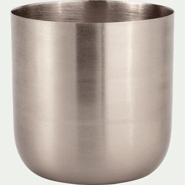 Bougie argentée 185g (plusieurs tailles)-EPSILON