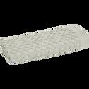 Serviette invité en coton 30x50cm vert olivier-ETEL