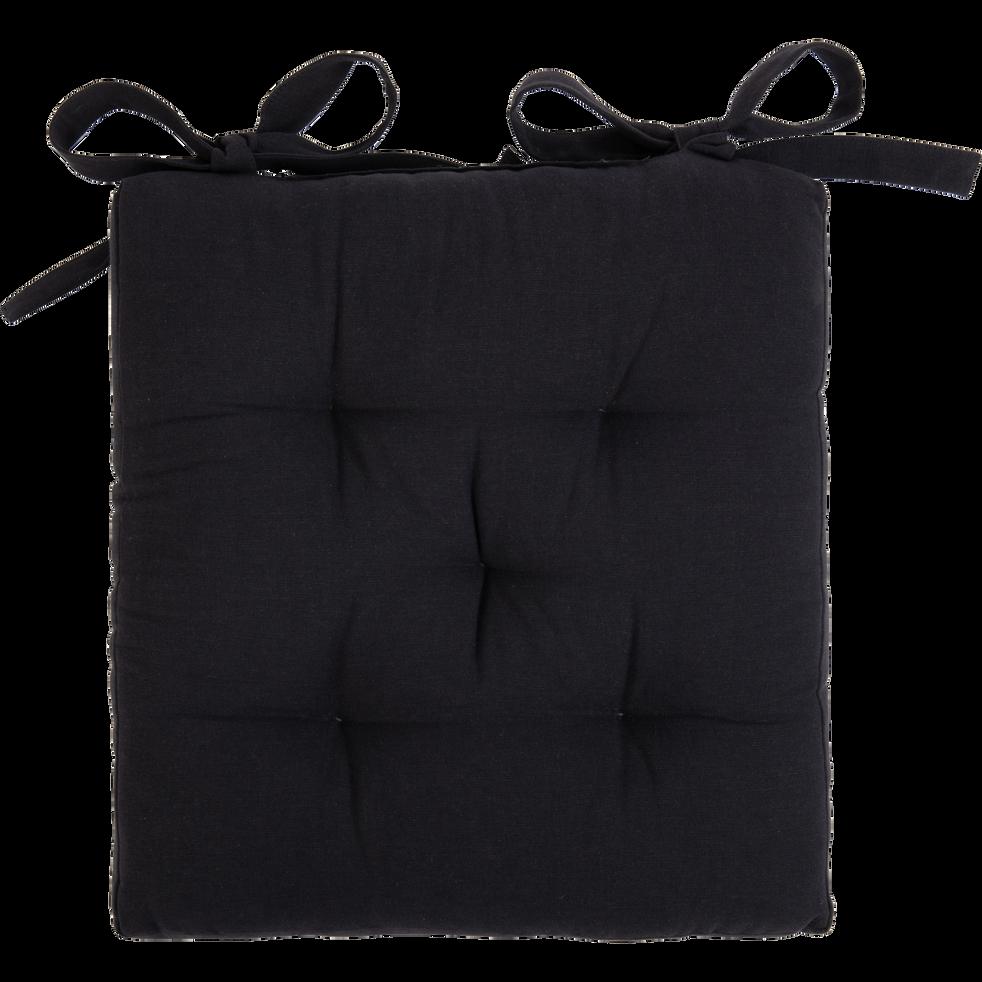 galette de chaise gris calabrun 40x40cm calanques catalogue storefront alin a alinea. Black Bedroom Furniture Sets. Home Design Ideas